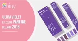 Ultra Violet è il colore Pantone dell'anno 2018