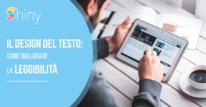 Read more about the article Il design del testo: come migliorare la leggibilità e il significato
