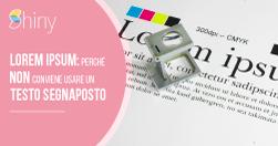Lorem Ipsum - Perché non usare un testo segnaposto