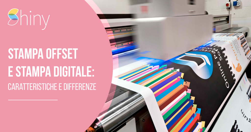 Stampa offset - Cos'è e le differenze con la stampa digitale