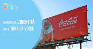 Read more about the article Comunicare l'identità con il Tone of Voice