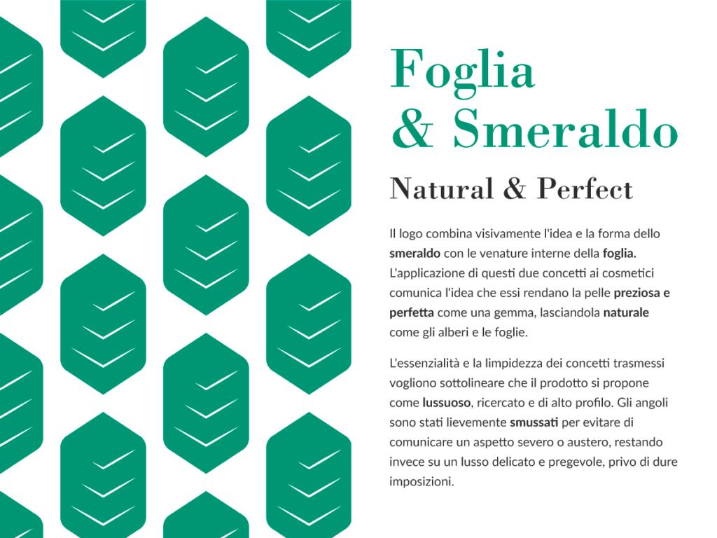 Logo Portfolio - Creme e cosmetici - Concept