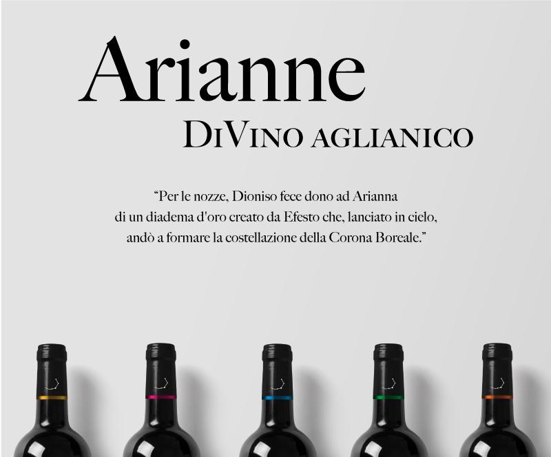 Packaging Portfolio - Bottiglie di vino - Tema