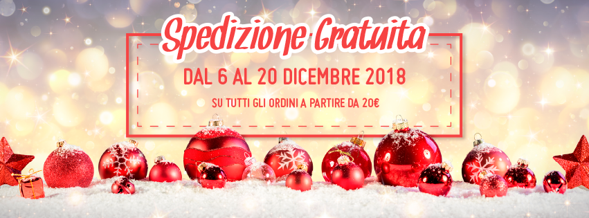 Re Sole casa - Promo Natale multiformato - Cover Facebook