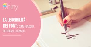 Read more about the article La leggibilità dei font: come funziona, differenze e consigli