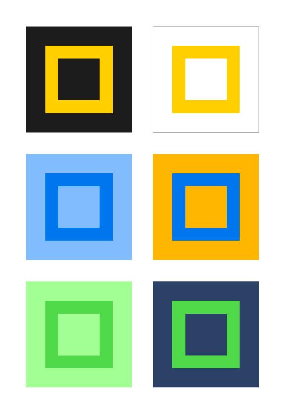 Come creare una palette di colori - Verifica la compatibilità e le combinazioni dei colori