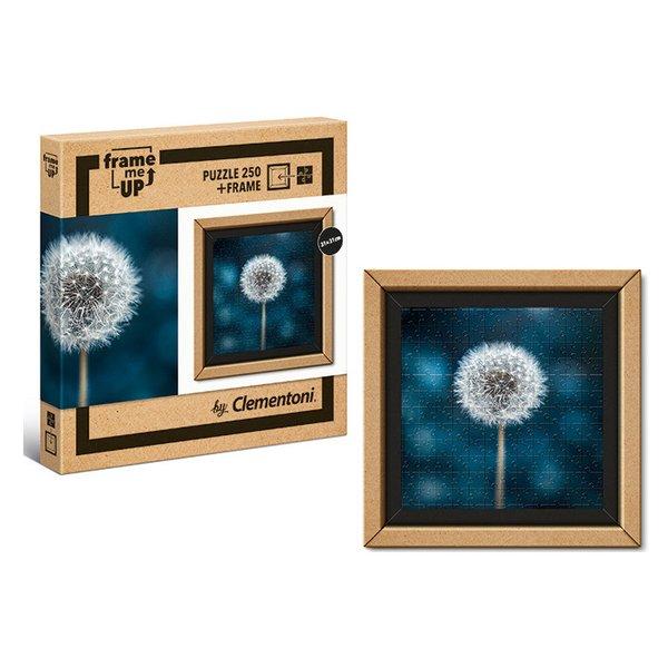 10 principi del buon design di Dieter Rams - Ecologia - Puzzle ecologico con packaging cornice in cartone Clementoni