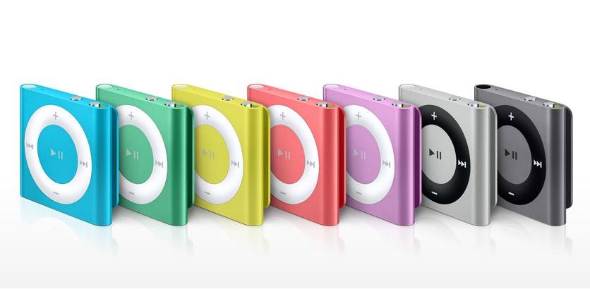 10 principi del buon design di Dieter Rams - Innovazione, utilità, estetica e sintesi - iPod