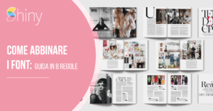 Read more about the article Come abbinare i font: guida in 8 regole